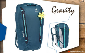 Рюкзак Deuter Gravity Motion SL 35 | 3329 arctic-navy