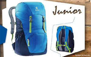 Рюкзак Deuter Junior | 1308 bay-navy