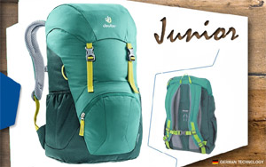 Рюкзак Deuter Junior | 2231 alpinegreen-forest