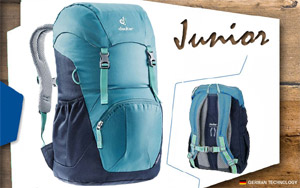 Рюкзак Deuter Junior | 3383 denim-navy
