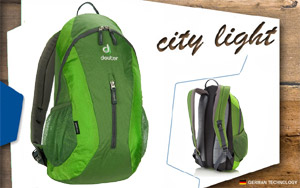 Рюкзак Deuter City Light | 2215 emerald-spring