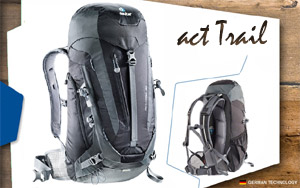 Рюкзак Deuter ACT Trail 30 | 7410 black-granite