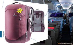 Deuter Aviant Carry On 28 SL | 5543 maron-aubergine