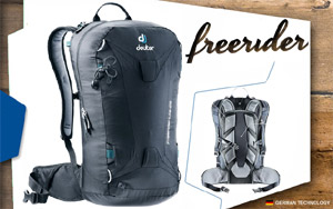 Рюкзак Deuter Freerider Lite 25 | 7000 Black
