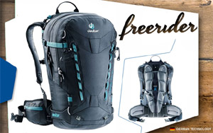 Рюкзак Deuter Freerider Pro 30 | 7000 Black