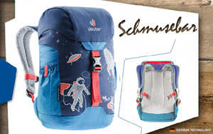 Рюкзак Deuter Schmusebar | 3303 midnight-coolblue