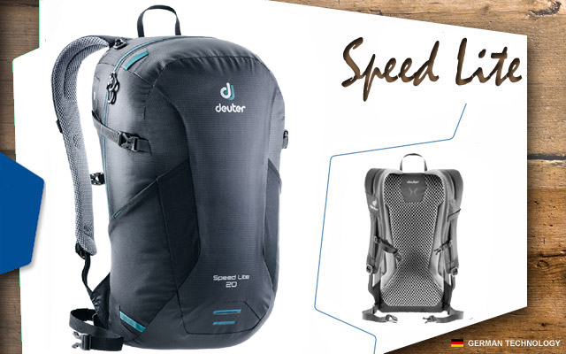 Рюкзак Deuter Speed Lite 12 | 3410019 7000
